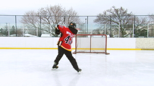 Vidéo - When I´m Older - Winter: Hockey