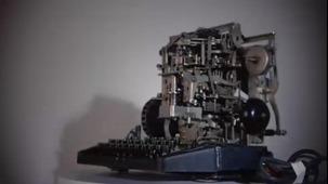 Vidéo - Teleprinter