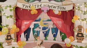 Vidéo - Théâtre de Newton II - Artémis