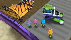 Vidéo - Au revoir papillon