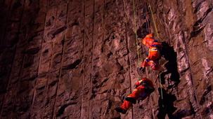 Vidéo - Les compétitions de sauvetage minier