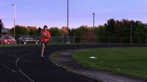 Vidéo - Thomas - La course