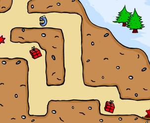 Site web - Le labyrinthe des crokados