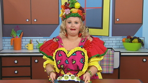 Vidéo - MadameFruitée Makes a Cake: Tasting