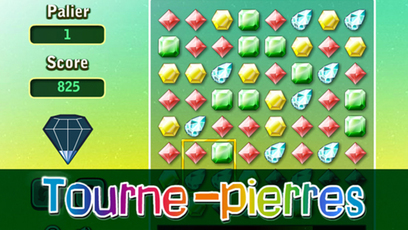 Site web - Stone Turning Game