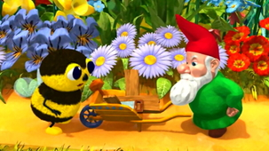 Vidéo - Léon the Bumblebee, Head of the Garden