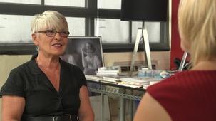 Vidéo - Brigitte Haentjens : French comedian