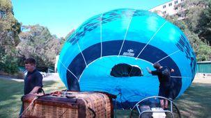 Vidéo - Les montgolfières