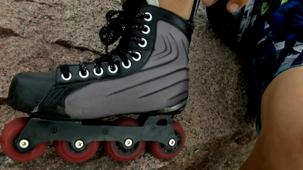Vidéo - When I´m Older: Rollerblading