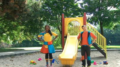 Image univers Louis, Josée et Lexie