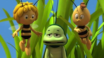 Universe image Maya The Bee