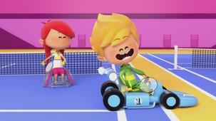 Vidéo - Wheelchair Tennis