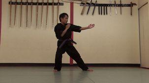 Vidéo - David- les arts martiaux