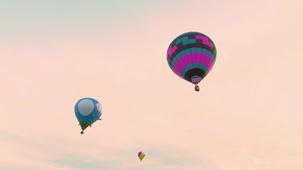Vidéo - Montgolfière