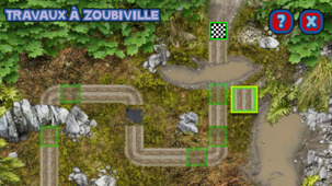 Launch the game Zerby Derby: Road Works in a modal