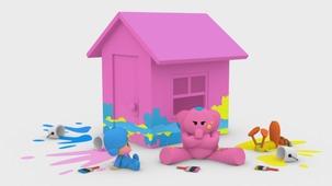 Vidéo - La maison rose