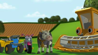 La grande aventure vid o de tracteur tom en fran ais tfo - Jeux de tracteur tom ...