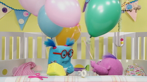 Vidéo - Toopati : Ballons d'hélium