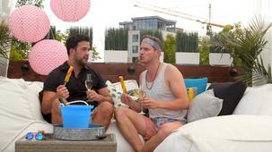 Vidéo - Party de terrasse avec Félix-Antoine Tremblay (et PO Beaudoin)