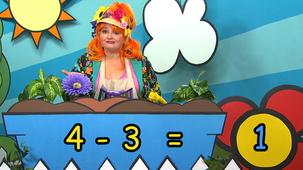 Vidéo - Combien de fleurs Fleurette?: 4-3