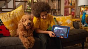 Vidéo - Waffle, le chien de lecture