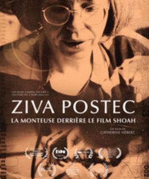 Vidéo - Ziva Postec : La monteuse derrière le film Shoah
