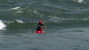 Vidéo - Kayak - Rodéo