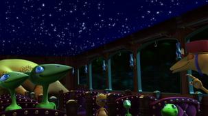 Vidéo - Une nuit à la belle étoile