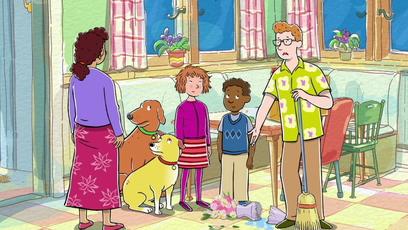 Universe image Martha speaks
