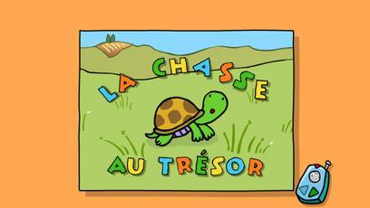 Site web - La chasse au trésor