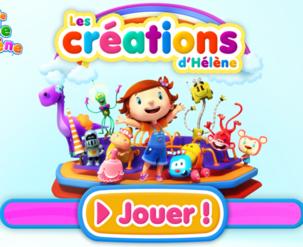Site web - Les créations d'Hélène
