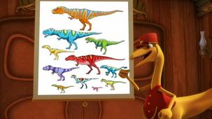 Vidéo - Mes ancêtres les tyrannosaures
