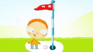 Vidéo - Le jour où Henri a rencontré une balle de golf