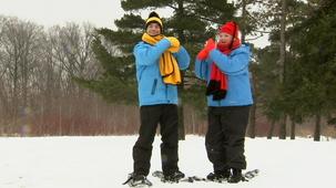 Vidéo - Les sports d'hiver : La raquette