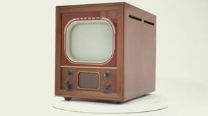Vidéo - Marconi Television Receiver