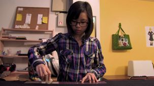 Vidéo - Magalie - Sewing