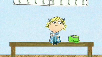 Universe image Charlie and Lola