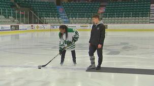 Vidéo - Reportage FLIP: L'Académie internationale de hockey à Rockland