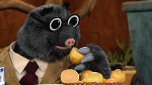 Vidéo - Mission : fruits et légumes - Le citron n'est pas l'ami des fourmis
