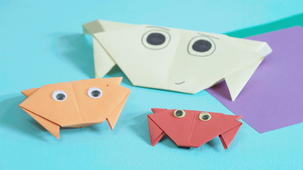 Vidéo - Top Steps for Making an Origami Crab