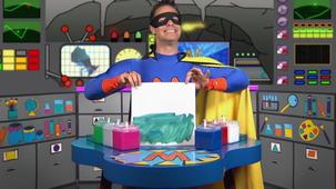 Vidéo - Super Mini crée des couleurs : Turquoise