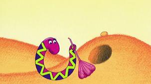 Vidéo - L'histoire d'Esmeralda le serpent
