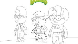 Coloriage - Doozers 3