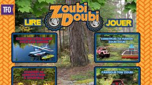Jeu - Zerby Derby: Read and Play