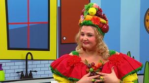 Vidéo - La détente avec les amis de Mini TFO : Madame Fruitée - Kiwi
