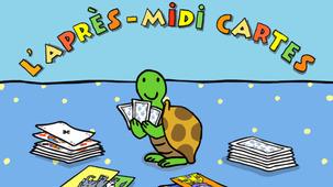 Lancer le jeu L'après-midi cartes dans une modale