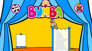 Launch the game Bumba in a modal