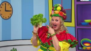 Vidéo - Madame Fruitée Dances: Lettuce