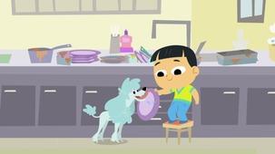 Vidéo - La vaisselle sale