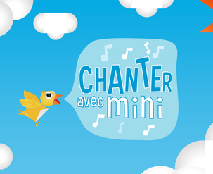 Site web - Chanter avec Mini, la Web App